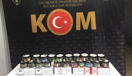 Kaçak sigara ve tütün satışına operasyon