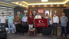 SİDER yönetiminden Bağatar'a ziyaret