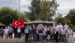 Sivas Kongresi'nin 101. yılında Atatürk'ü andılar