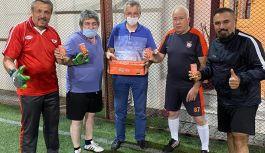 TÜRFAD Yalova Şubesinden veteranlara destek