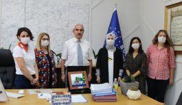 Yalova Belediyesi'nden Bursa Büyükşehir Belediyesine ziyaret