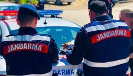 Yalova İl Jandarma Komutanlığı yakalattı