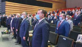 Başkanlar TBB toplantısına katıldılar