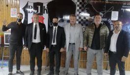 Beşiktaşlılar Derneği yeni lokalini açtı