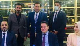 Demirhan, 1. Olağan Bitlis İl Kongresine katıldı