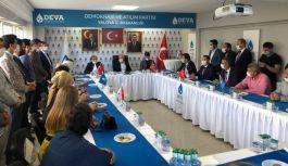 DEVA ilk kongresini gerçekleştirdi
