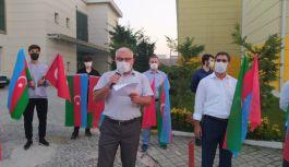 """Kalyoncu; """"Azerbaycan topraklarının işgali son bulmalı"""""""