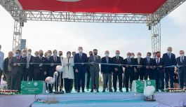 Türkiye'nin projesini Bakan Pakdemirli açtı