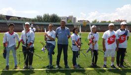 Yalova OGESED Okçuluk Takımı Türkiye Şampiyonasına hazırlanıyor