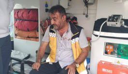Yalova'da Filyasyon Ekibine saldırı