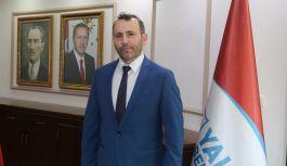 Başkan Tutuk'un testi pozitif çıktı