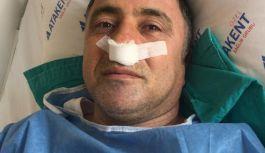 Polat, Atakent Orhangazi Hastanesinde ameliyat oldu