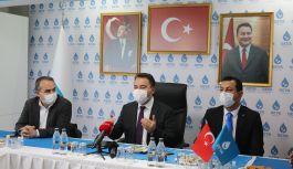 Polat, yerel ve ulusal medyanın sorunlarını Babacan'a aktardı