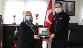 Yalova Belediyesi yetkililerinden AFAD'a ziyaret