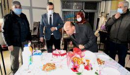 Altınova, Başkan Oral'ın yeni yaşını kutladı