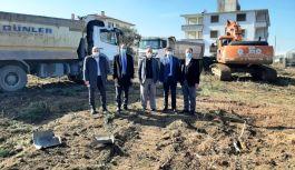 Altınova'da çalışmalara başlandı!