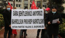 """Başkan Bal, """"Terörle mücadelenin kesin zaferi için HDP kapatılsın"""""""