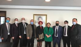 İYİ Parti'den Genel Merkez'e Ziyaret!