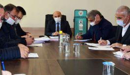Altınova'da Mart Meclisi başladı