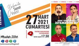 Belediye'den vatandaşlara tiyatro etkinliği
