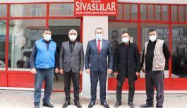 Tutuk ve Kandemir, Sivaslılar Derneğinde
