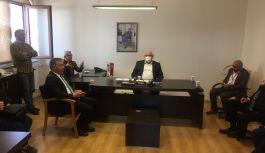 CHP'li Vekillerden, Yalova Kent Konseyine ziyaret