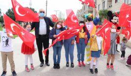 Çiftlikköy'de 23 Nisan coşkusu