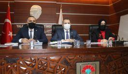 Komisyon Üyeleri'nin seçimi yapıldı