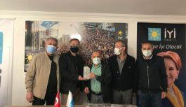 Masterlar, İYİ Parti'yi ziyaret etti