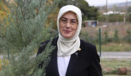 """Meliha Akyol, """"Her daim milletimizin hizmetinde olacağız """""""