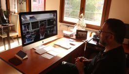 Polat, Davutoğlu'na önerilerde bulundu