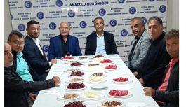 DEVA ve Erzurum Derneği Altınova'yı konuştu