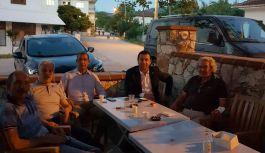 DEVA Partisi Yalova'dan köy muhtarlarına ziyaretler