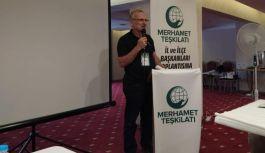 Merhamet Teşkilatı Ankara'da toplandı