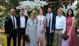Balkaya ve Kotanoğlu evliliğe ilk adımını attı