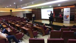 Belediye çalışanlarına AFAD'dan eğitim