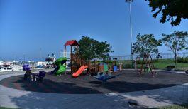 Engelsiz Park yenilendi