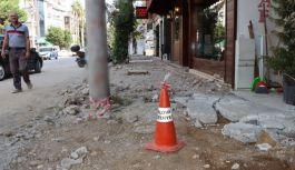 Rasim Koçal Caddesi yenileniyor