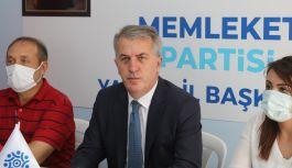 """Şener, """"Abdullah Baştürk Parkı isminin değiştirilmesi Yalova'ya ihanettir"""""""