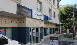 Türk Telekom binası güçlendiriliyor