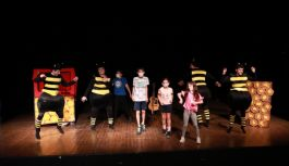 Bal Arısı, çocuklar için sahnelendi
