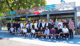 Çiftlikköy Belediyespor sezonu şampiyonluk hedefiyle açtı