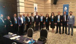 Demirhan 5. İl Başkanları Toplantısına katıldı