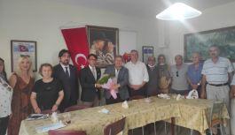 Gelecek Partisi, Yalova TEMAD'ı ziyaret etti