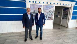 HÜDAPAR Genel Başkanından, Davut Cengiz'e ziyaret