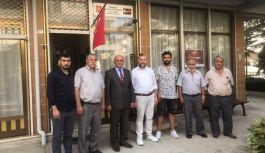 Saadet Partisi, Muharip Gaziler'i ziyaret etti