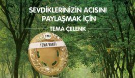 TEMA, Yalova'da çelenk ve mutlu gün panosu hizmetine başladı