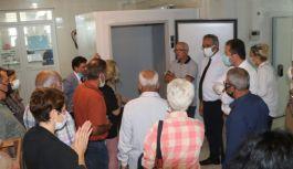 Üreticilerle Yalova Aronyası toplantısı yapıldı