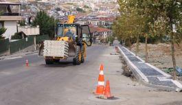 Yakup Acar Caddesi daha modern görünecek