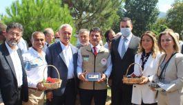 Yalova Protokolü, Organik Aronya Hasadı için toplandı
